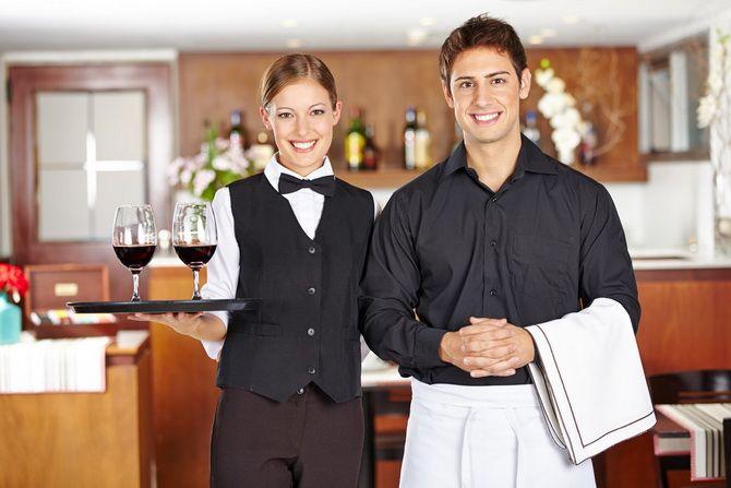 официант