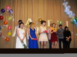 Конкурс Мисс АТСП 07.03.14.