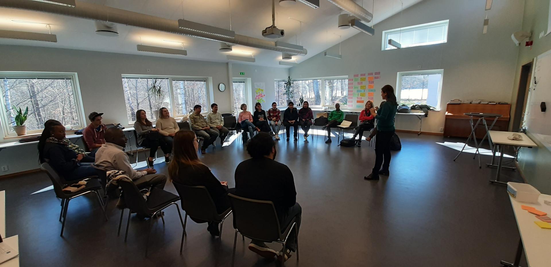 Sweden: KickOff Meeting