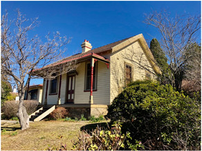 Announcing Touring the Past's Blue Mountain's 'field office'—solution-based heritage services