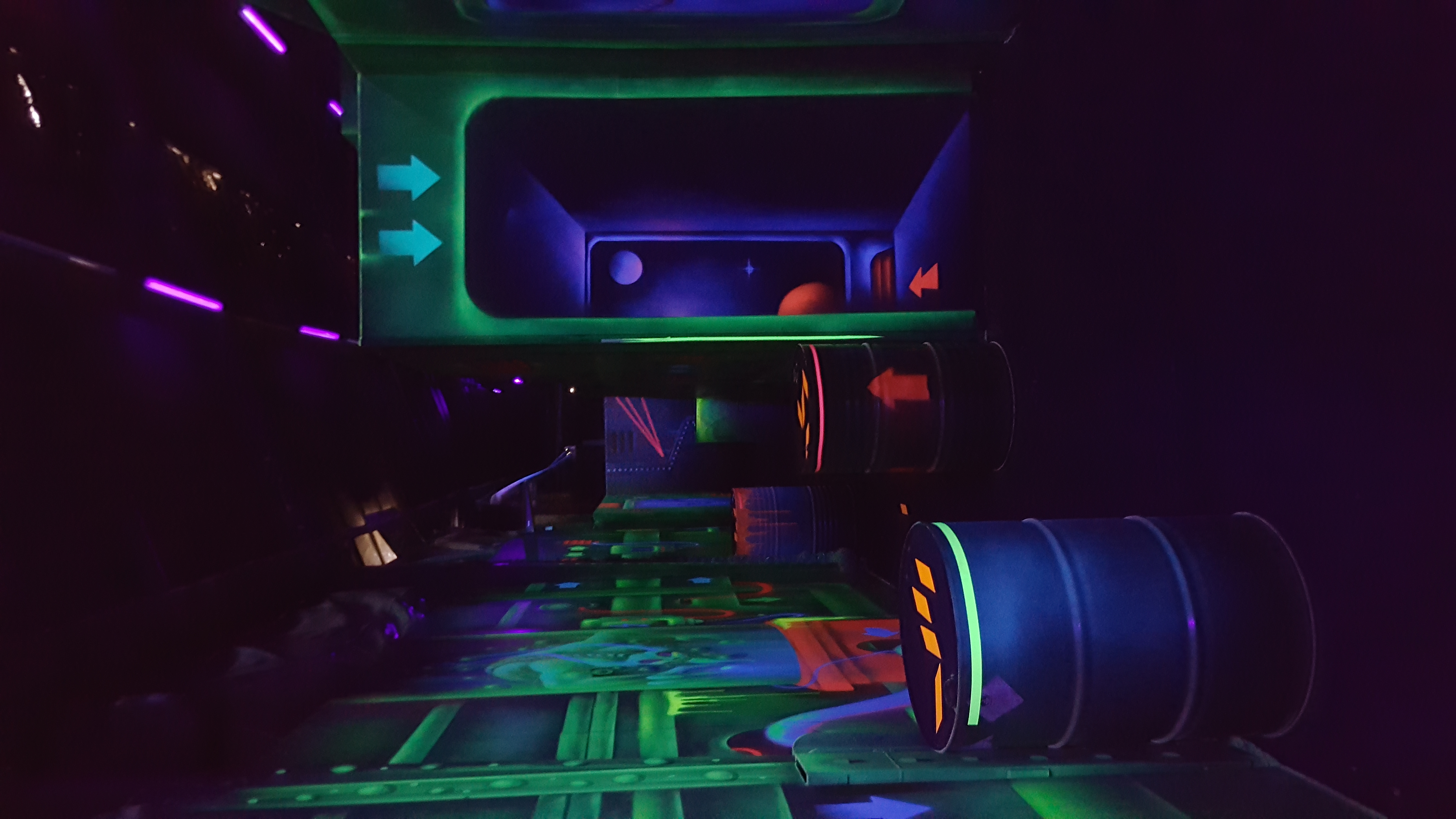 Labyrinthe Laser Game Xtrem Zone