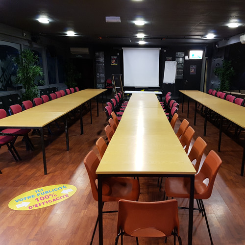salle privative pour vos réunions