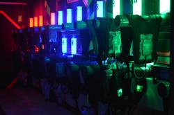 Veste Laser Game Xtrem Zone
