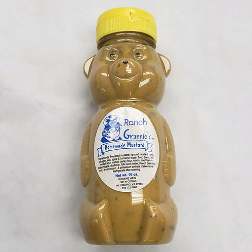 Grannie's Homemade Mustard-Ranch