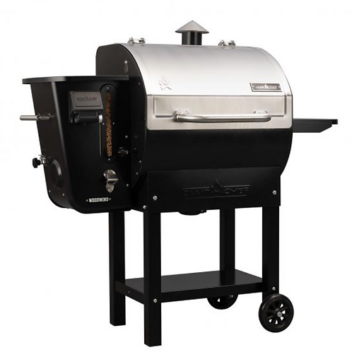 "Camp Chef Woodwind 24"" With Wifi"