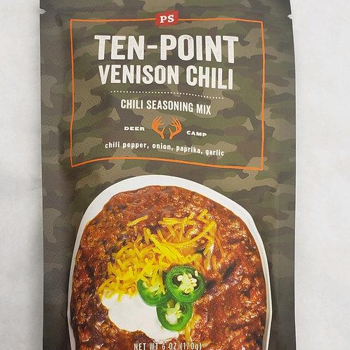 PS Ten-Point Venison Chili Seasoning Mix