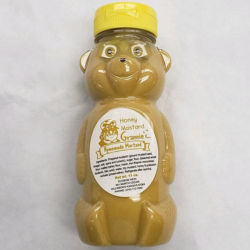 Grannie's Homemade Mustard-Honey