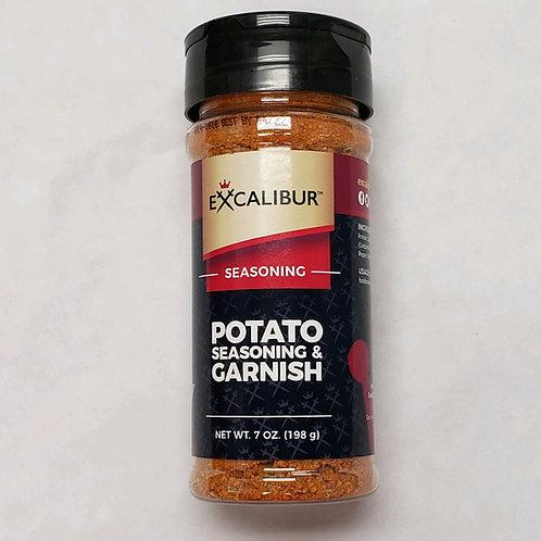 Excalibur Potato Seasoning & Garnish