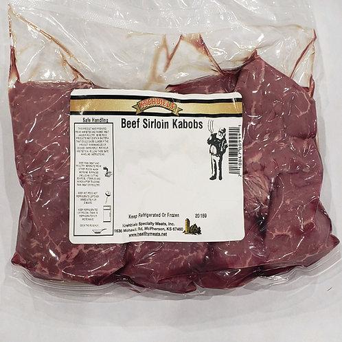 Beef Sirloin Kabobs (1 lb.)