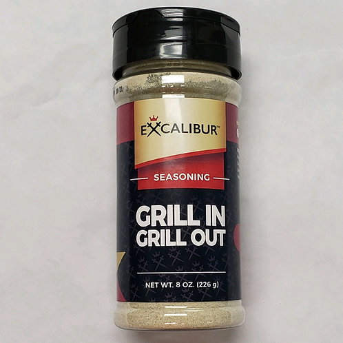 Excalibur Grill In Grill Out Seasoning