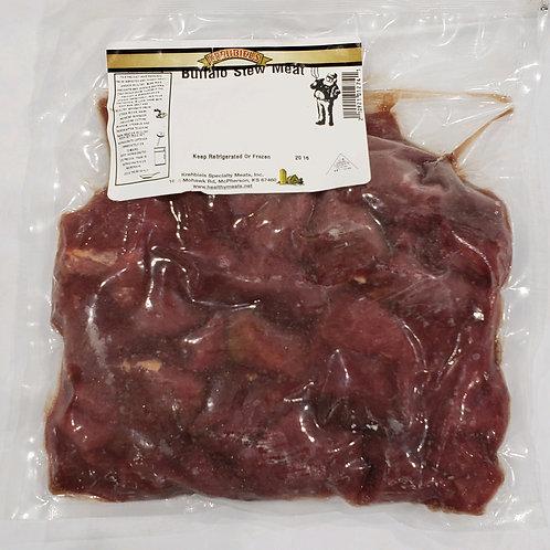 Buffalo Stew Meat (1 lb.)
