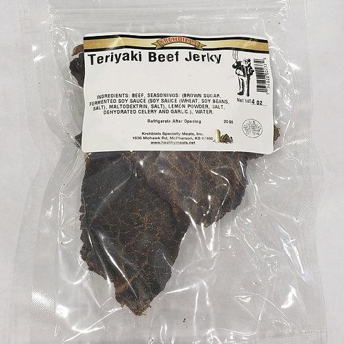 Teriyaki Beef Jerky (4 Oz.)