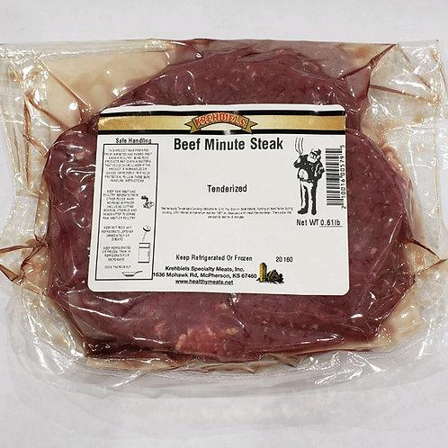 Beef Minute Steak (8-10 Oz.)