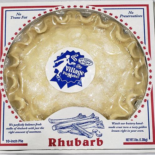 Village Pie-Rhubarb