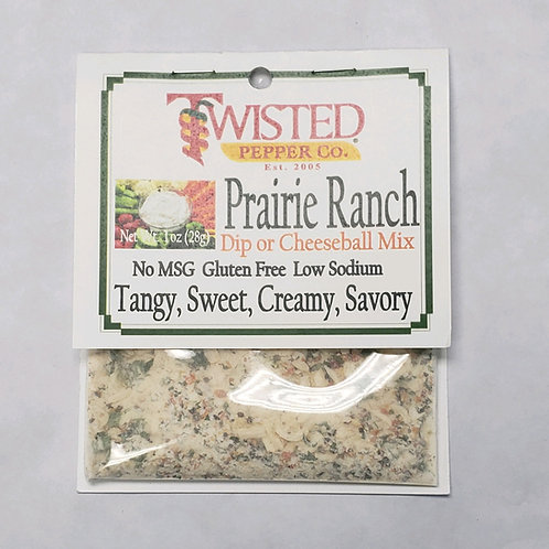 Twisted Pepper Co. Prairie Ranch Dip
