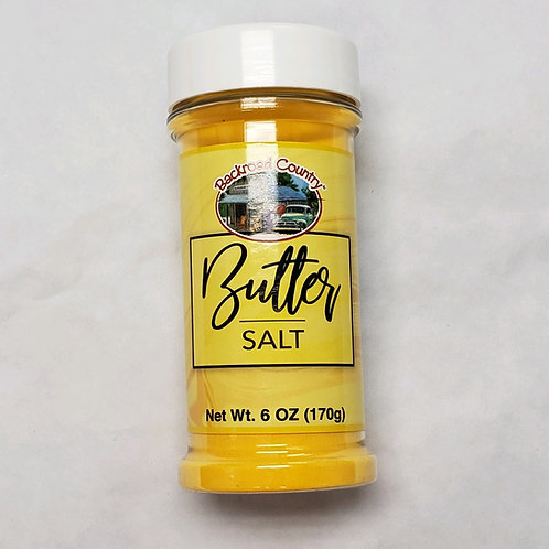 Backroad Country Butter Salt
