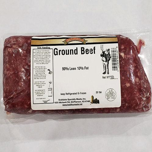 Ground Beef 90-10