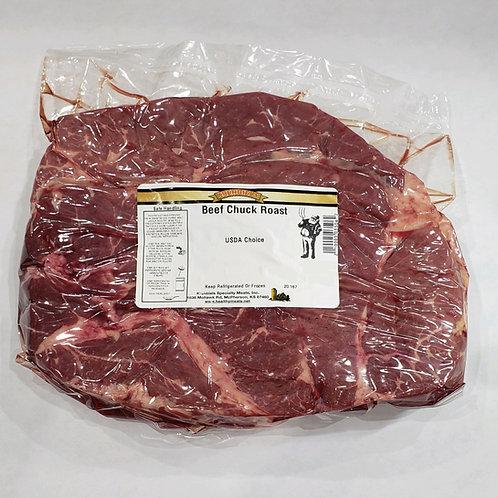 Beef Chuck Roast (3.00-3.25lbs.)