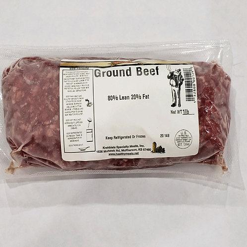 Ground Beef 80-20