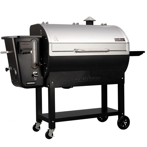 "Camp Chef Woodwind 36"" Wifi Pellet Grill"
