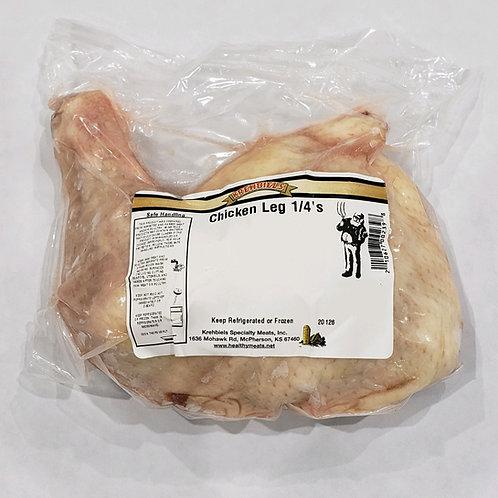 Chicken Leg 1/4's (1.00-1.25 lbs.)