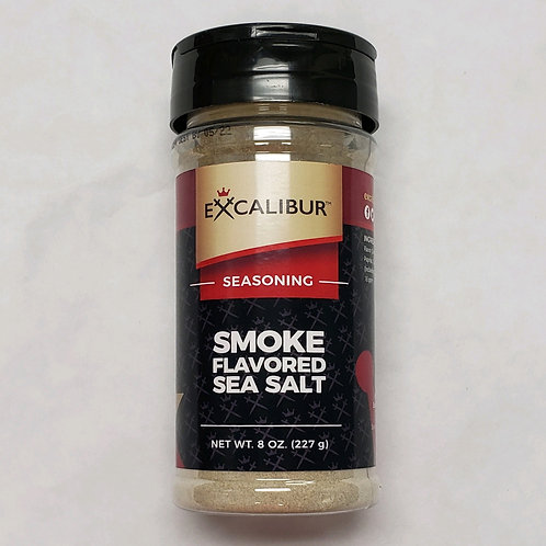 Excalibur Smoke Flavored Sea Salt Seasoning