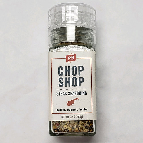 PS Chop Shop Steak Seasoning