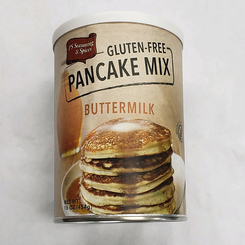 PS Gluten Free Buttermilk Pancake Mix