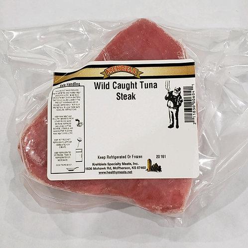 Wild Caught Tuna Steak (7-9 Oz.)