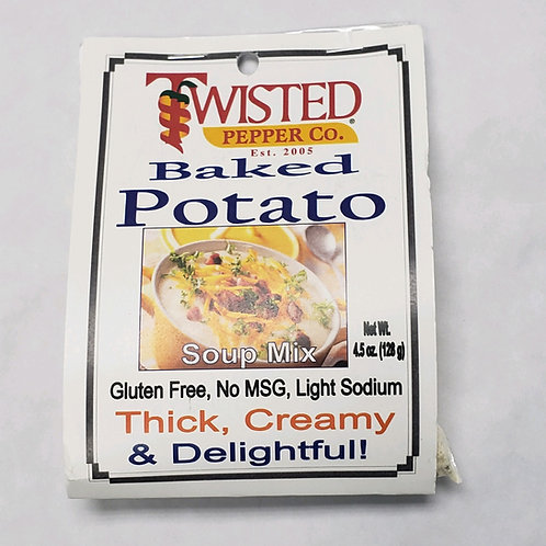 Twisted Pepper Co.Baked Potato Soup Mix