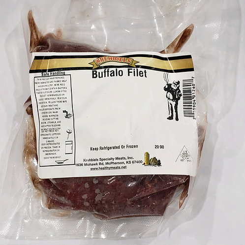 Buffalo Filet (7-9 Oz.)