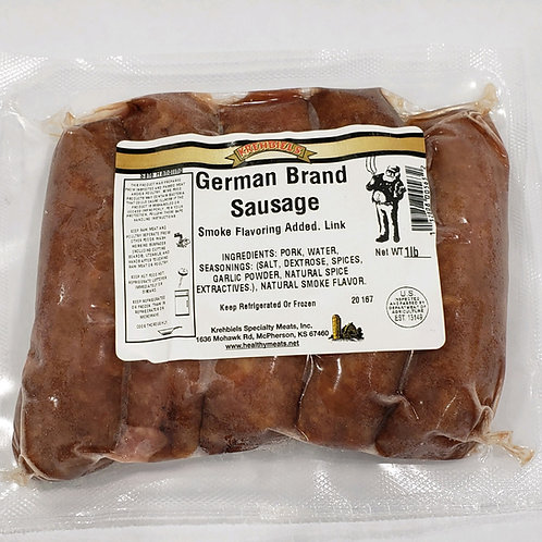 German Sausage-Links
