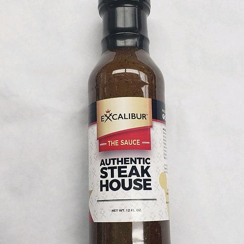 Excalibur Authentic Steak House Sauce