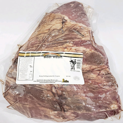 Beef Heart (3.00-3.25 lbs.)