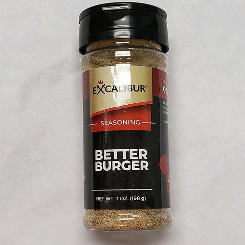 Excalibur Better Burger Seasoning