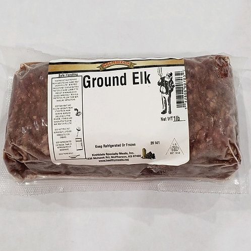 Ground Elk