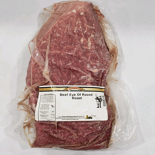 Beef Eye Of Round Roast (3.00-3.25 lbs.)