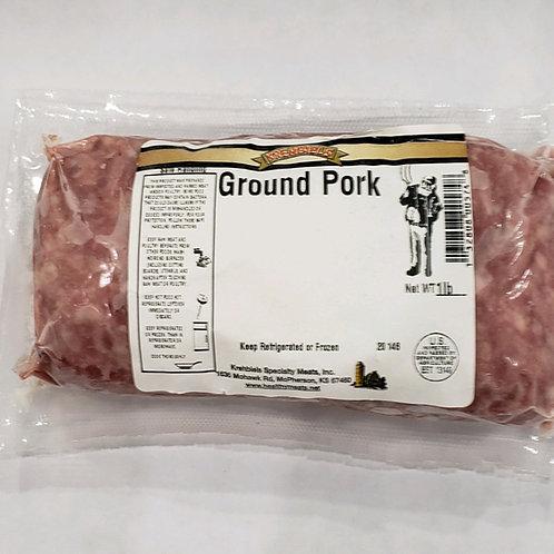 Ground Pork-Bulk