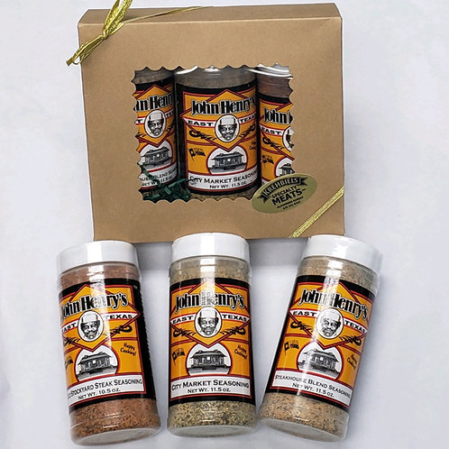 The Steak Seasoning Bundle