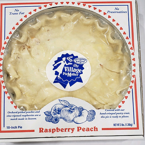 Village Pie-Raspberry Peach
