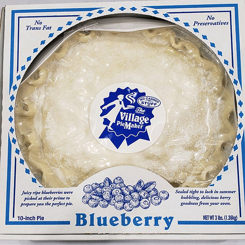 Village Pie-Blueberry