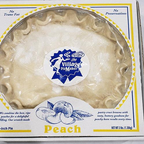 Village Pie-Peach