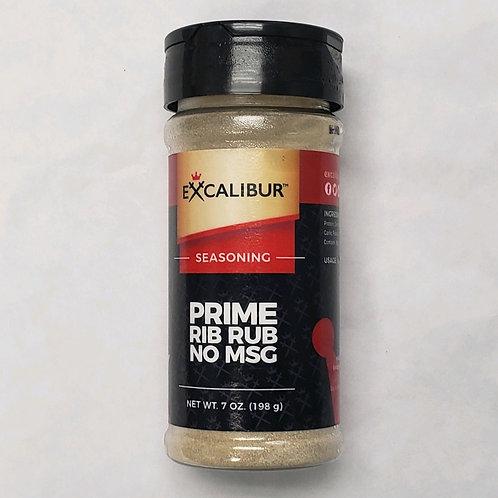 Excalibur Prime Rib Rub-No MSG