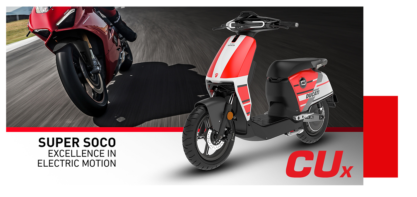 Spark Motos Web Super Soco intro CUX DUC