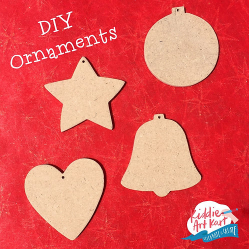 Holiday Ornament Kit
