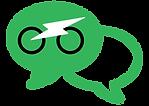 Contact logo Leebikes Elton John version