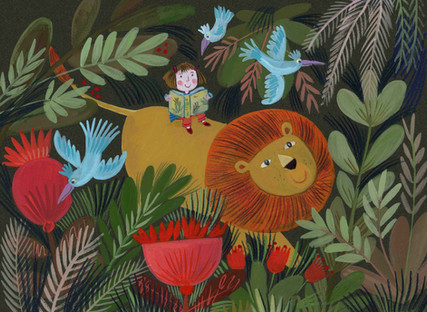 Jungle Ride - Kay Widdowson