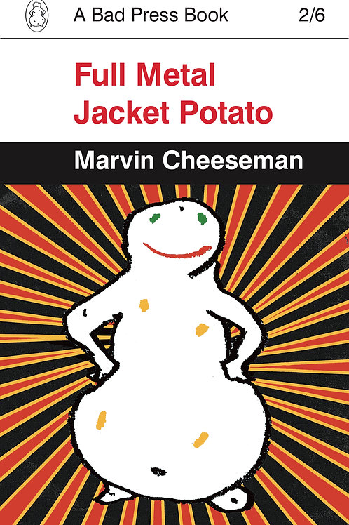 Jacket Potato - Marvin Cheeseman