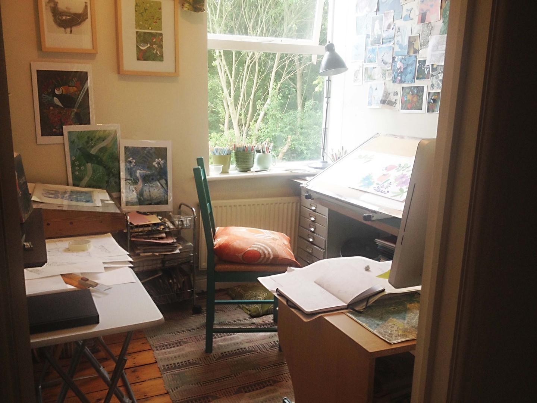 Studio photo- Kay Widdowson
