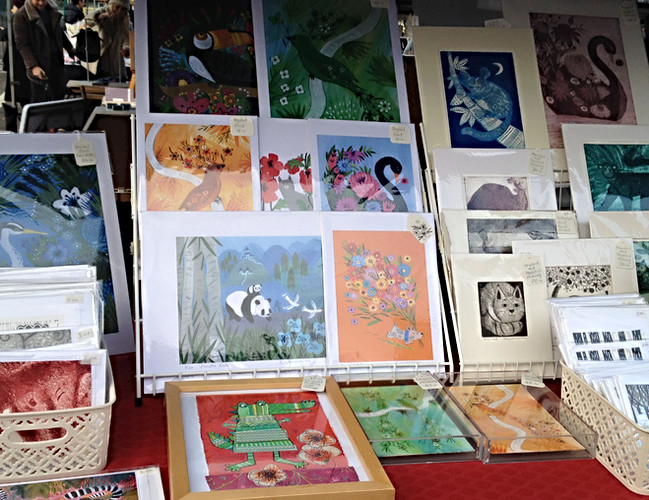 Stall photo- Kay Widdowson